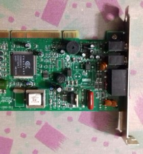 Dial-up модем Acorp