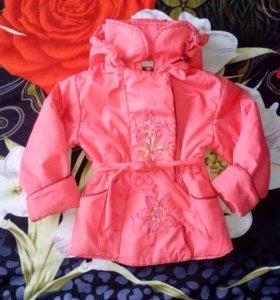 Куртка на весну.