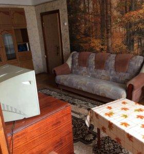 Сдается квартира на длительный срок три комнаты