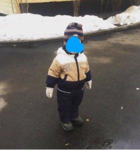 Весенний костюм 74-86 для мальчика обмен
