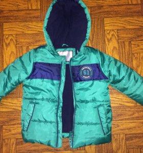 Куртка зимняя Morhercare