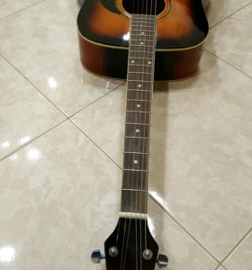 Шикарная Акустическая гитара Martinez