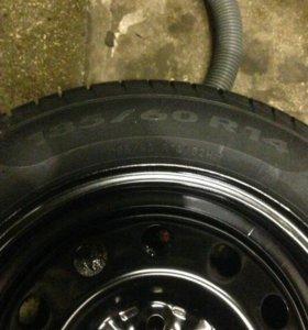 Новые колеса r14 185/60 пирелли