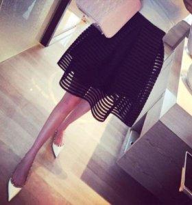 Стильная юбка на лето