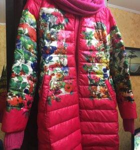 Стильная куртка MONCLER