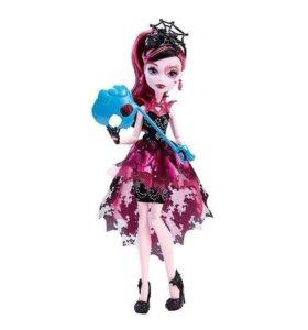 """Monster High кукла из серии """"Буникальные танцы"""""""