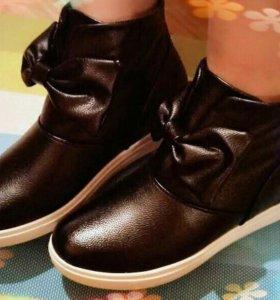 ботиночки наличии новые 37.39