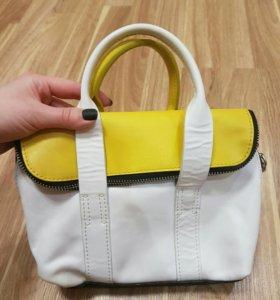 Двухцветная сумочка