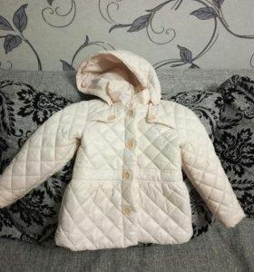 Куртка весенняя детская