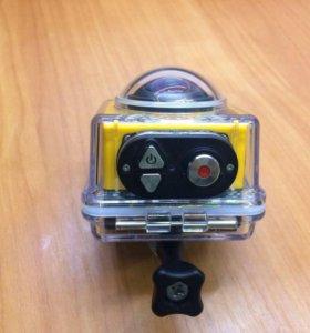 Экшн-камера Full HD 1080p Kodak Pixpro SP360