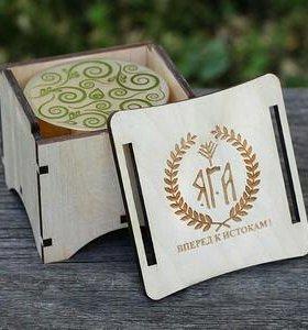 Натуральный крем для лица в подарочной упаковке