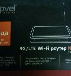 Wi Fi роултер и модем МТС