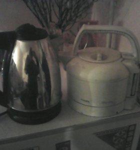 Чайники электрические