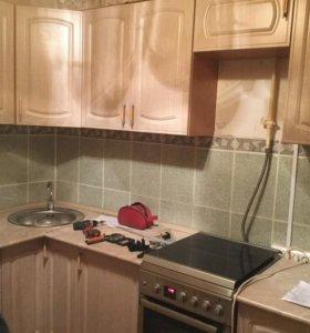 Сборка кухни мебели шкафы купе встраиваемая ремонт