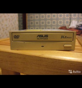 DVD привод asus DVD-E616A2