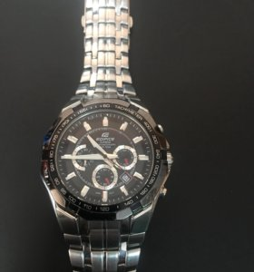 Casio Edifice EF-540 Chronograph