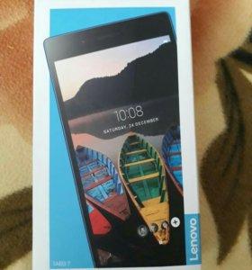 Новый!!!Планшет Lenovo TB3-730X 16 Гб розовый LTE