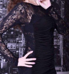 Платье для вечеринки 44-46р новое