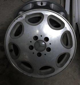 Оригинальные диски от Mercedes benz 140