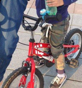 Велосипед Детский ( 4/6 лет)