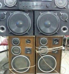 Мощная и качественная акустика