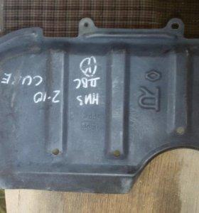 Защита двигателя на Nissan CUBE AZ10