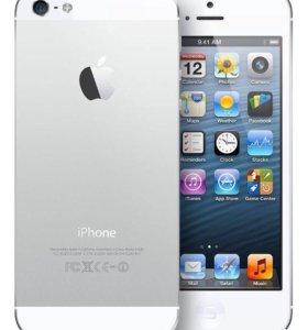 Айфон 5 на 16 гигов.