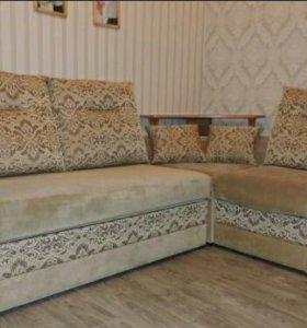 Угловой диван(торг)
