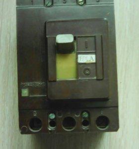 Автомат 125 ампер