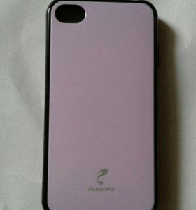 Чехол силиконовый на IPhone4