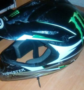 Мото шлем