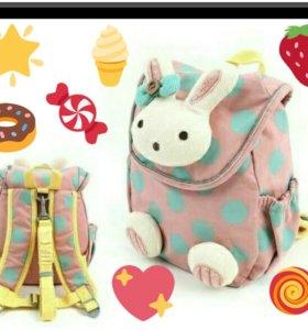 Детский Рюкзак игрушка ранец портфель для ребенка
