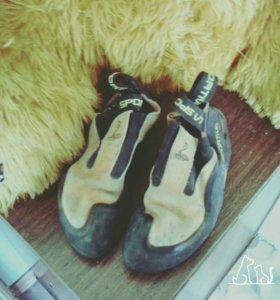 Скальные туфли