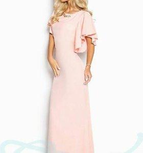 Очаровательное платье.