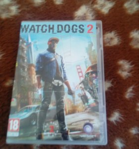 Watch Dogs диск