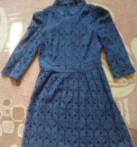 Платье (жаккард)