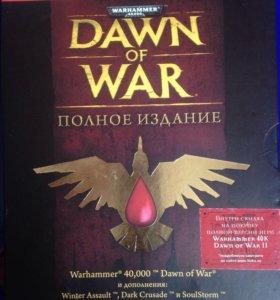 Компьютерная игра(лицензия) Dawn of War