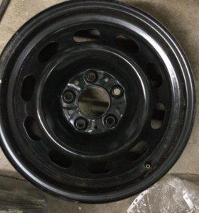 Штамповка  BMW 5/120 r16