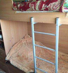 2 ярусная кровать