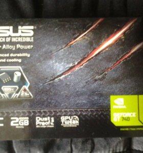 Видеокарта nvidia gt 740 2 gb