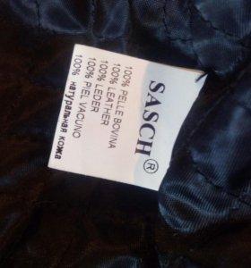 Куртка, натуральная кожа ,с подкладом!!!