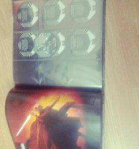 Звёздные войны Изгой-Один(альбом для жетонов)