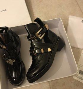 Ботинки Balenciaga размеры 36-40