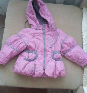 Курточка и комбенизон