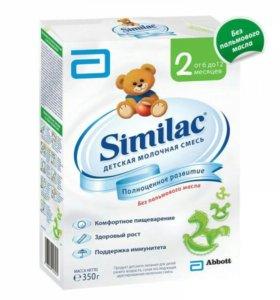 Детская молочная смесь Similac2