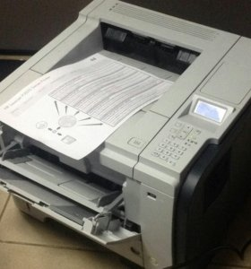 Принтер HP LaserJet Enterprise P3015 б\у