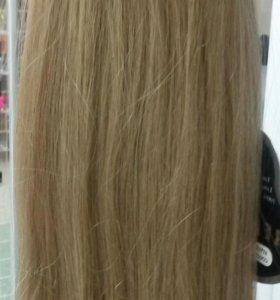 Натуральный волос .
