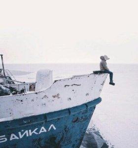 Нога для катера