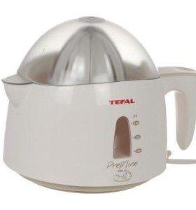 Соковыжималка электрическая для цитрусовых Tefal