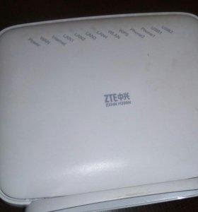 Роутер Wi-Fi ZTE